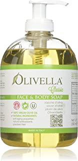 Olivella Liquid Soap Size 16.9z, Pack of 3