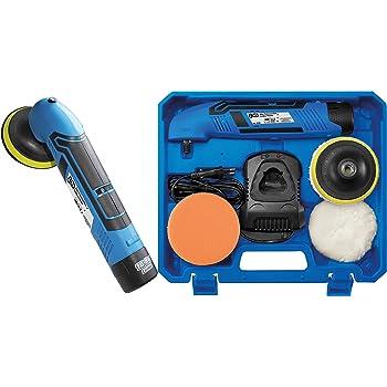 MICHELIN Batteria Lucidatrice auto 2 Ah e caricabatterie 12v 80mm MCP 12