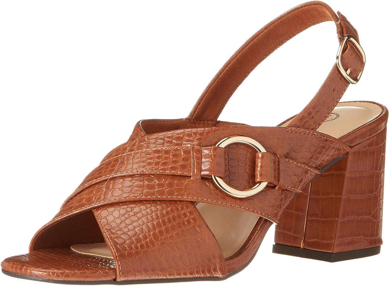 Very popular Bella Vita Import Women's Block Sandal Heeled Heel