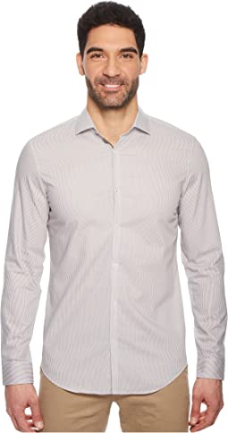 Calvin Klein - Infinite Cool Printed Button Down Shirt