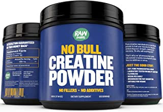 Sponsored Ad - Creatine Monohydrate Powder - Faster Recovery, Muscle Mass Builder, Increase Volume, Strength, Power - Micr...