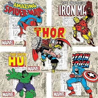 Marvel Comics Stickers - Prizes 100 per Pack