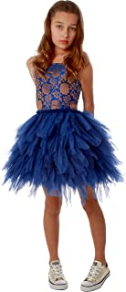 Ooh la la Couture Beautiful Blue Emma Special Occassion Dress
