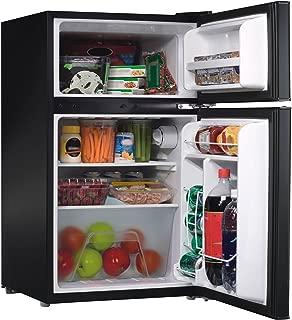 2 Door Dorm Size Refrigerator