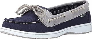 Eastland Women's Sunset MLB Yankees Boat Shoe