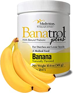 Banatrol® - Natural Anti-Diarrhea Medicine, Kids and Adults, for IBS, Antibiotic Use, Food Poisoning and Chemotherapy