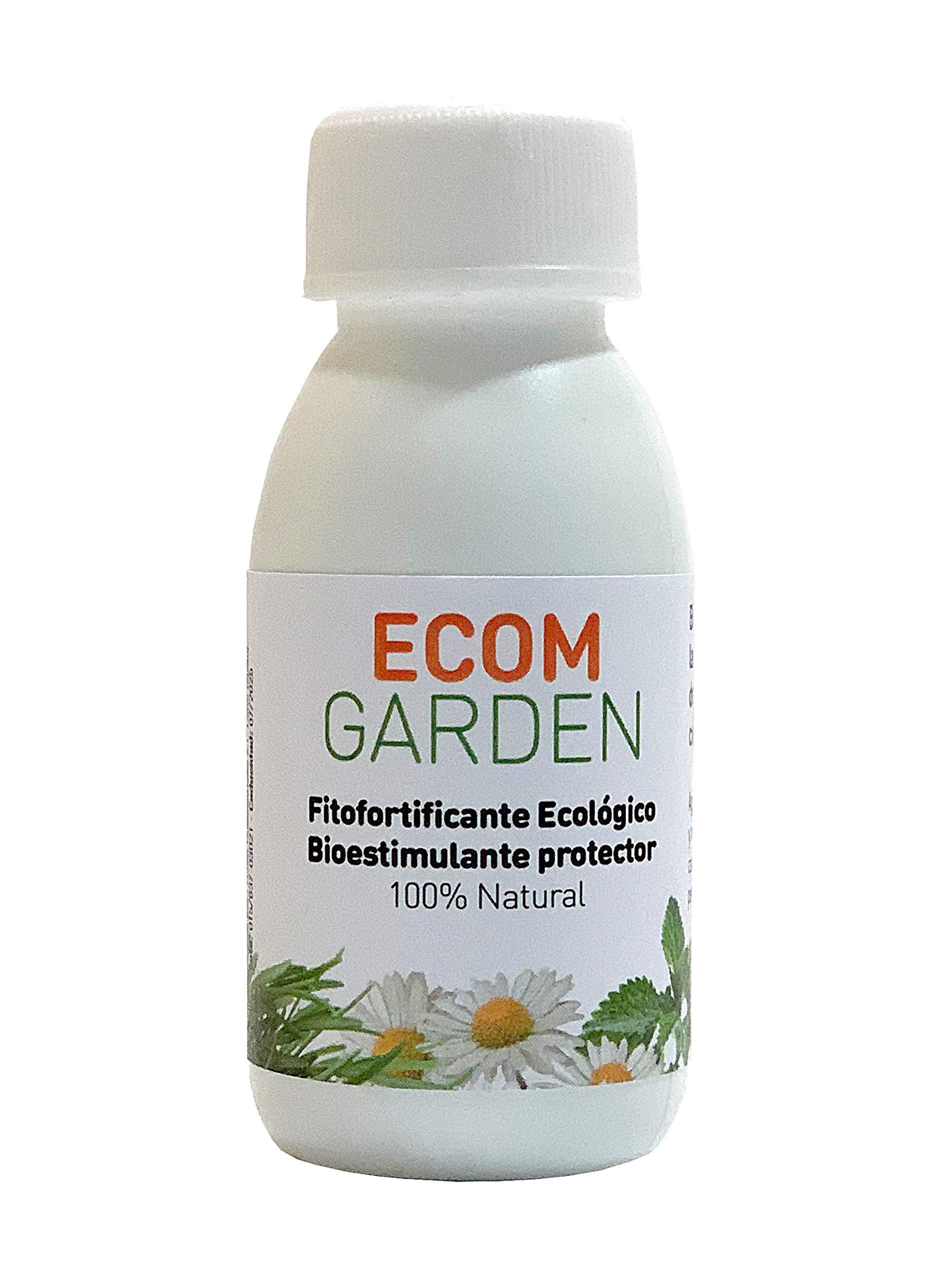 ECOM Garden Fitofortificante Ecológico Bioestimulante y Protector ...