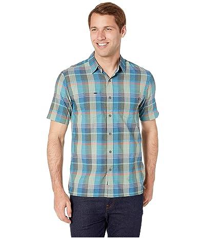 Marmot Innesdale Short Sleeve Shirt (Pond Green) Men