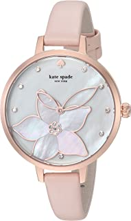 Kate Spade New York Ladies Metro Wrist Watch -Slim 10MM Strap