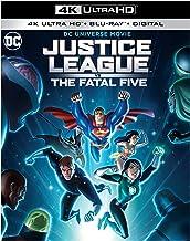 Justice League vs. The Fatal Five (4K Ultra HD/Digital/Blu-ray)