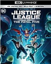 Justice League vs.The Fatal Five (4k UHD