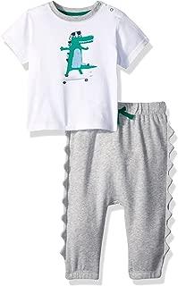 Baby Boys Skater Gator Set