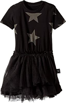 Star Tulle Dress (Infant/Toddler/Little Kids)