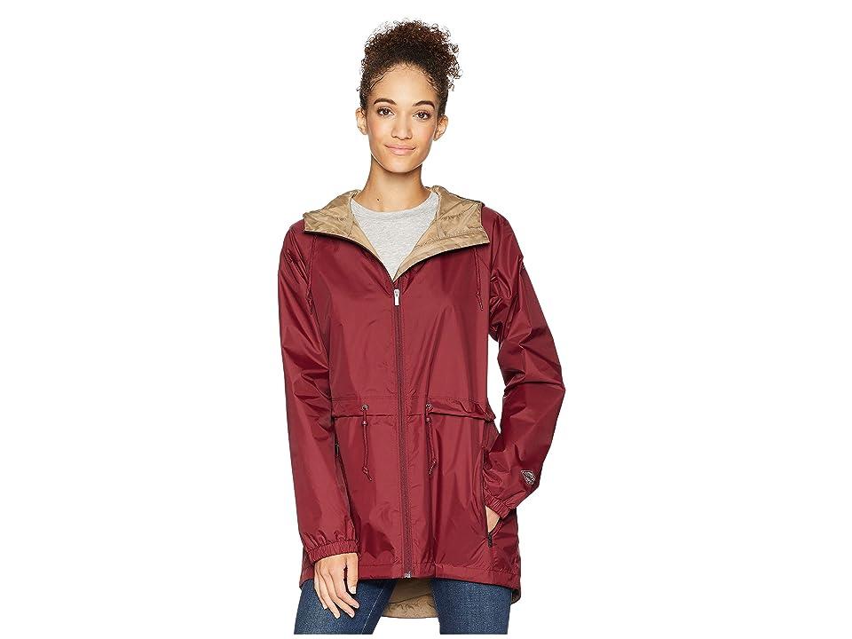 Columbia Arcadia Casual Jacket (Rich Wine/Truffle) Women
