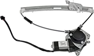 Dorman 751-712 Rear Driver Side Power Window Motor and Regulator Assembly for Select Ford / Mazda / Mercury Models
