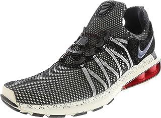 a866b4a1c313 NIKE Shox Gravity Mens Running Shoes 9.5 M US Black Black-sail-University