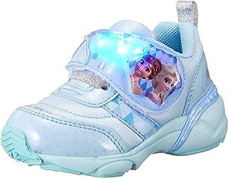 [ディズニー] スニーカー 運動靴 アナと雪の女王 光る靴 女の子 14~19cm キッズ DN C1271
