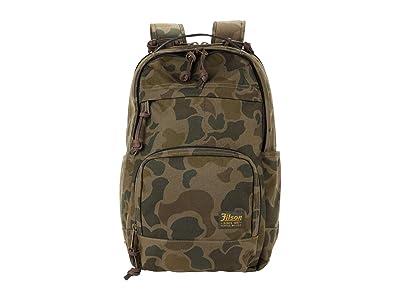 Filson Dryden Backpack (Dark Shrub Camo) Backpack Bags