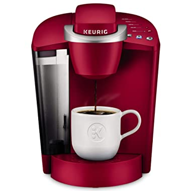 Keurig Maker Single Serve K-Cup Pod Coffee Brewer, 6 to 10 Oz. Brew Sizes, Rhubarb