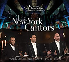 Best the new york cantors cd Reviews