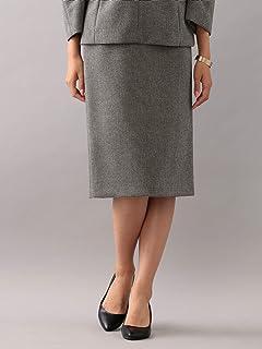 (エス エッセンシャルズ) S.ESSENTIALS チェックボンディング スカート P6S06827_ レディース