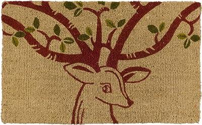 Now Designs Doormat, Blitzen