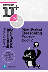 Revise 11+ Non-Verbal Reasoning Practice Book 2 Kindle Edition Kindle Edition