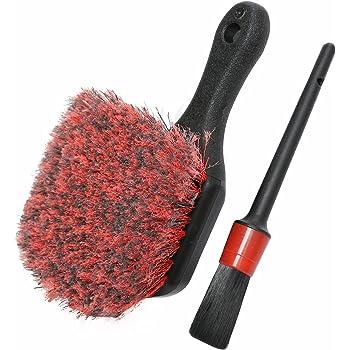 Flagged Body Brush Nanoskin 85-608