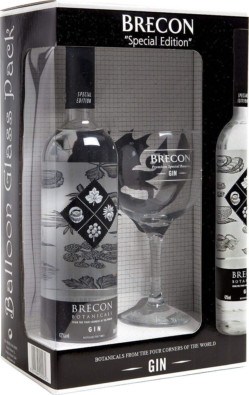 Brecon Limited Special Edition Gin Copa Balón - 700 ml