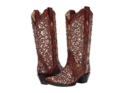 Corral Boots A3671 (Brown) Women