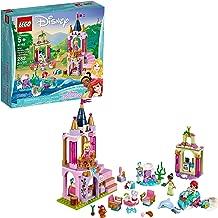 LEGO Disney Aurora, Ariel and Tiana's Royal Celebration 41162 Building Kit, 2019 (282 Pieces)