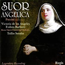 Puccini: Suor Angelica (Complete) & Arias from Bohéme