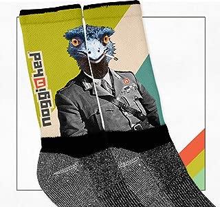 General Emu Hiking Socks | Crazy Socks | Nogginhed