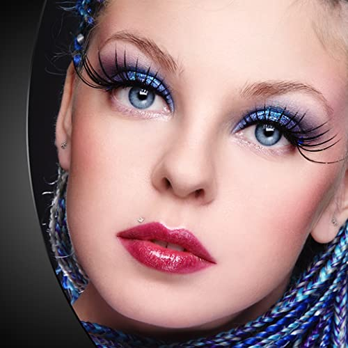 Augen Make-up Foto Montage