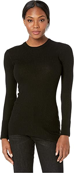 Valley Slim Crewe Merino Sweater