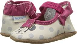 Disney® Baby by Robeez Hey Minnie Mary Jane Soft Sole (Infant/Toddler)