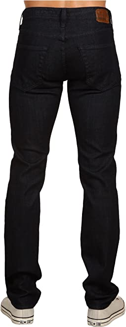 Matchbox Slim Straight Leg Denim in Heat