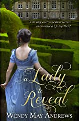 A Lady to Reveal: A Sweet & Clean Regency Romance (Sherton Sisters Book 4) Kindle Edition