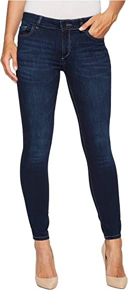 DL1961 Margaux Instasculpt Ankle Skinny in Salt Creek