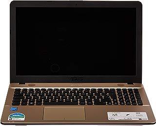 "Notebook Asus Vivobook Max X541NA-GO473T Preto Intel Celeron Quad Core 4GB 500GB Tela LED 15,6"" Windows - 10"