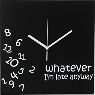 whatever i'm late anyways clock target