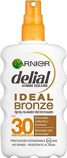 Garnier Delial Bruma Protectora Refrescante UV Water Alta