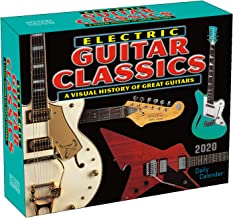 Electric Guitar Classics - A Visual History of Great Guitars 2020 Boxed Daily Calendar: by Sellers Publishing