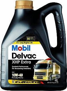 Mobil 148369 Delvac XHP 10W40, 4 Liter
