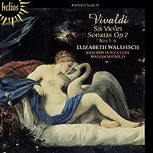 Vivaldi: 6 Violin Sonatas, Op.2