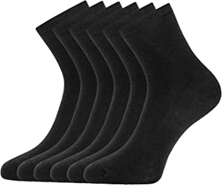 Mujer Calcetines Tobilleros (Pack de 6)