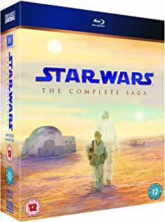 Star Wars: The Complete Saga Collection