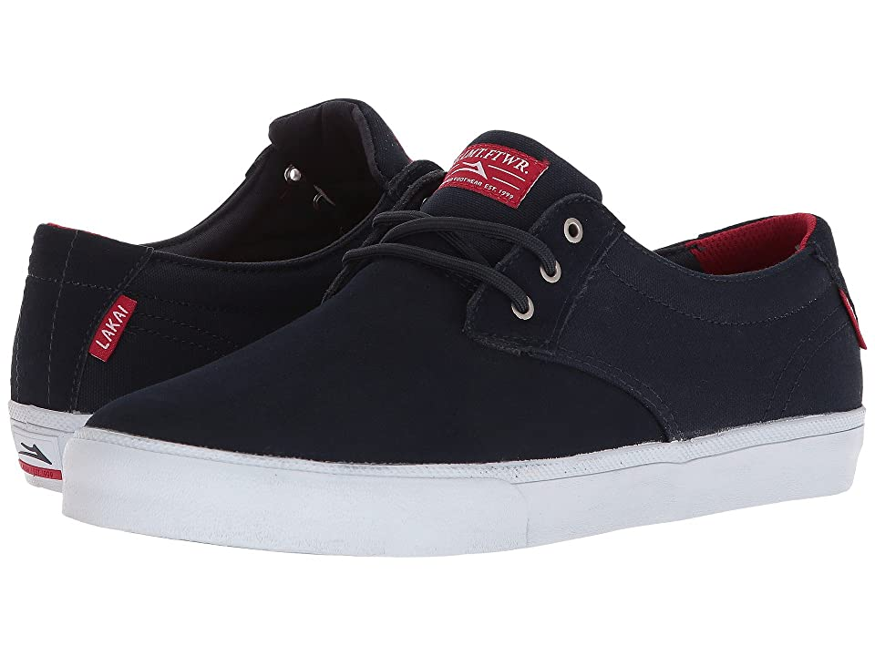 Lakai Daly (Navy Suede 1) Men
