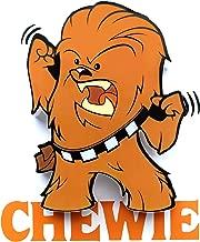 3D Light FX Star Wars Chewbacca 3D Deco Mini-Sized LED Wall Light