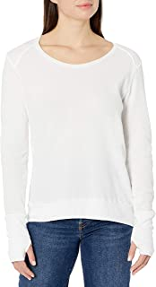 LAmade Women's Conway Thermal Top W/Thumbhole